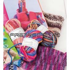 Rellana Filzwolle Color (fir pentru impaslit - multicolor) 50g