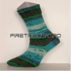 Rellana Fl.Socke 4-fold 100g Fun (4 fire rasucite)
