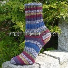 Rellana Fl.Socke 4-fold 100g Trend (4 fire rasucite)
